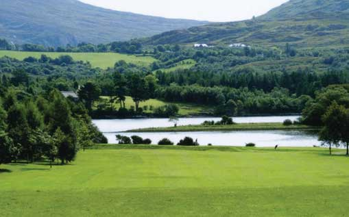 View from Kenmare Golf Club